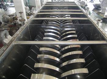 桨叶式干燥设备