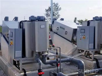 化工污水脱水机